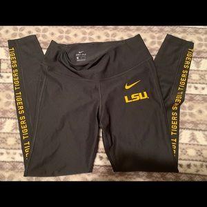 Nike Pants - Nike LSU leggings